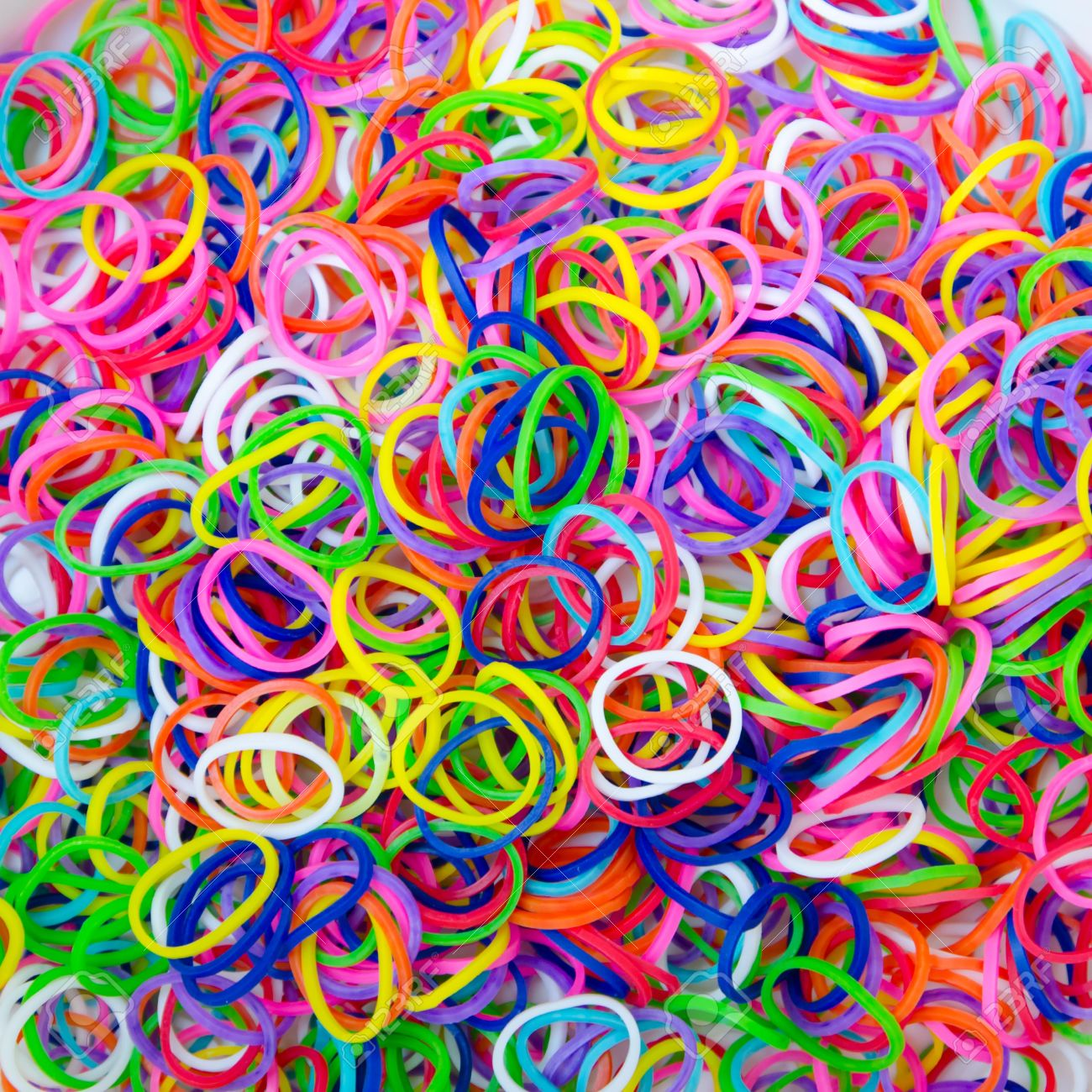 bracelet review colorful rainbow bracelets loom bands many watch youtube