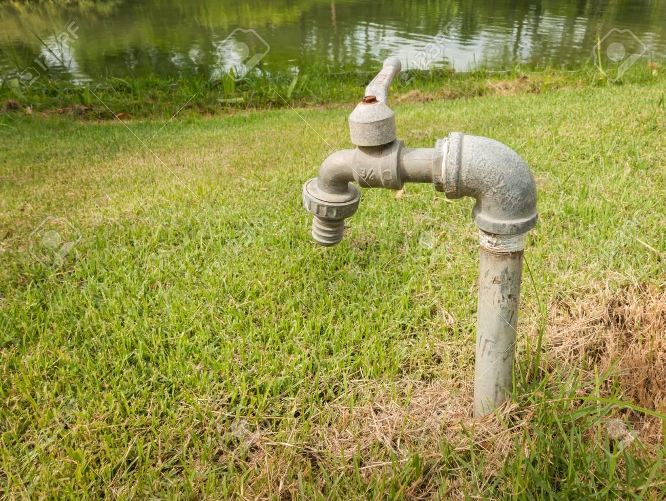 Fancy Garden Faucet Extender Ornament - Water Faucet Ideas ...