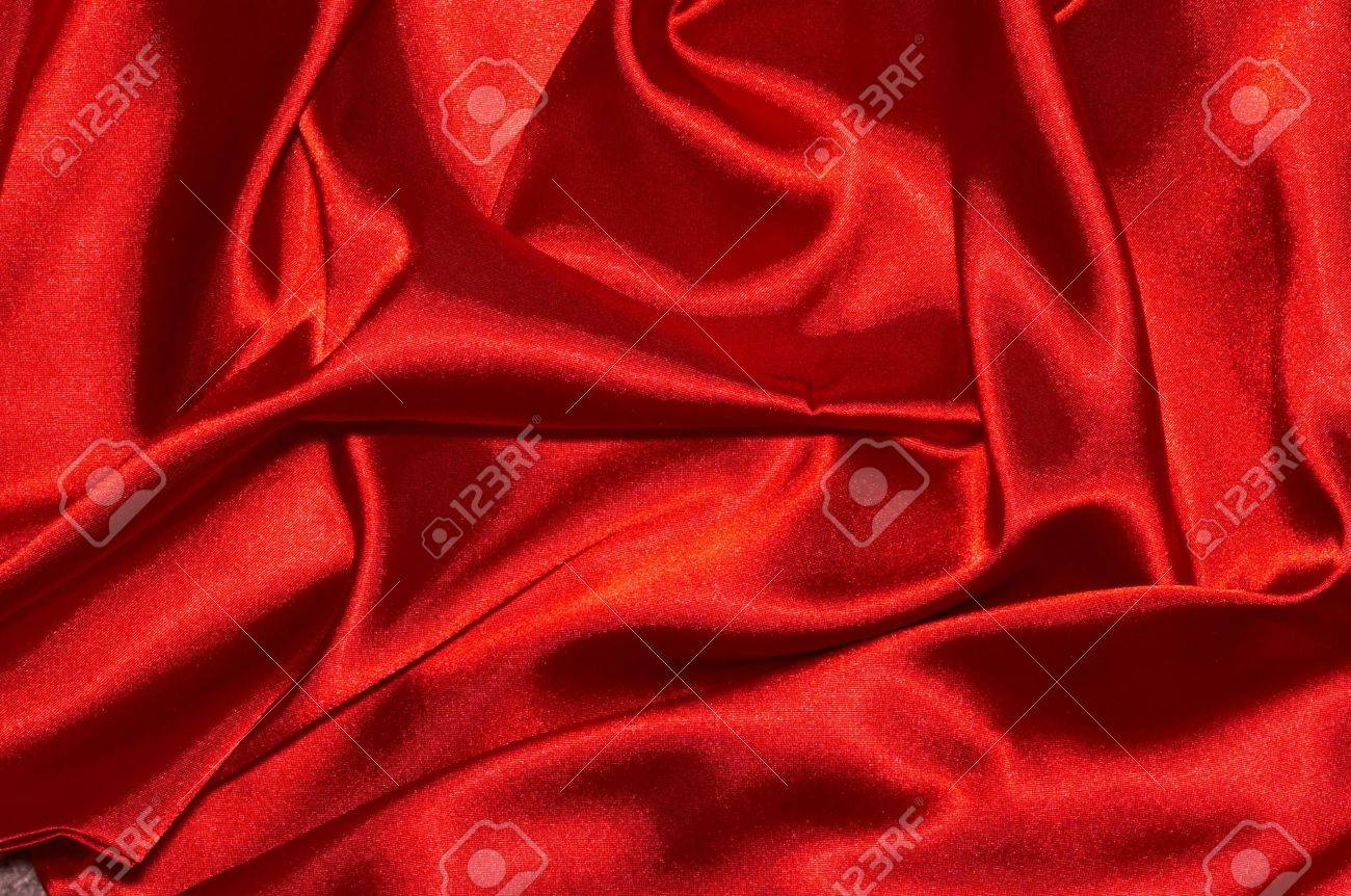 red satin Stock Photo - 397982