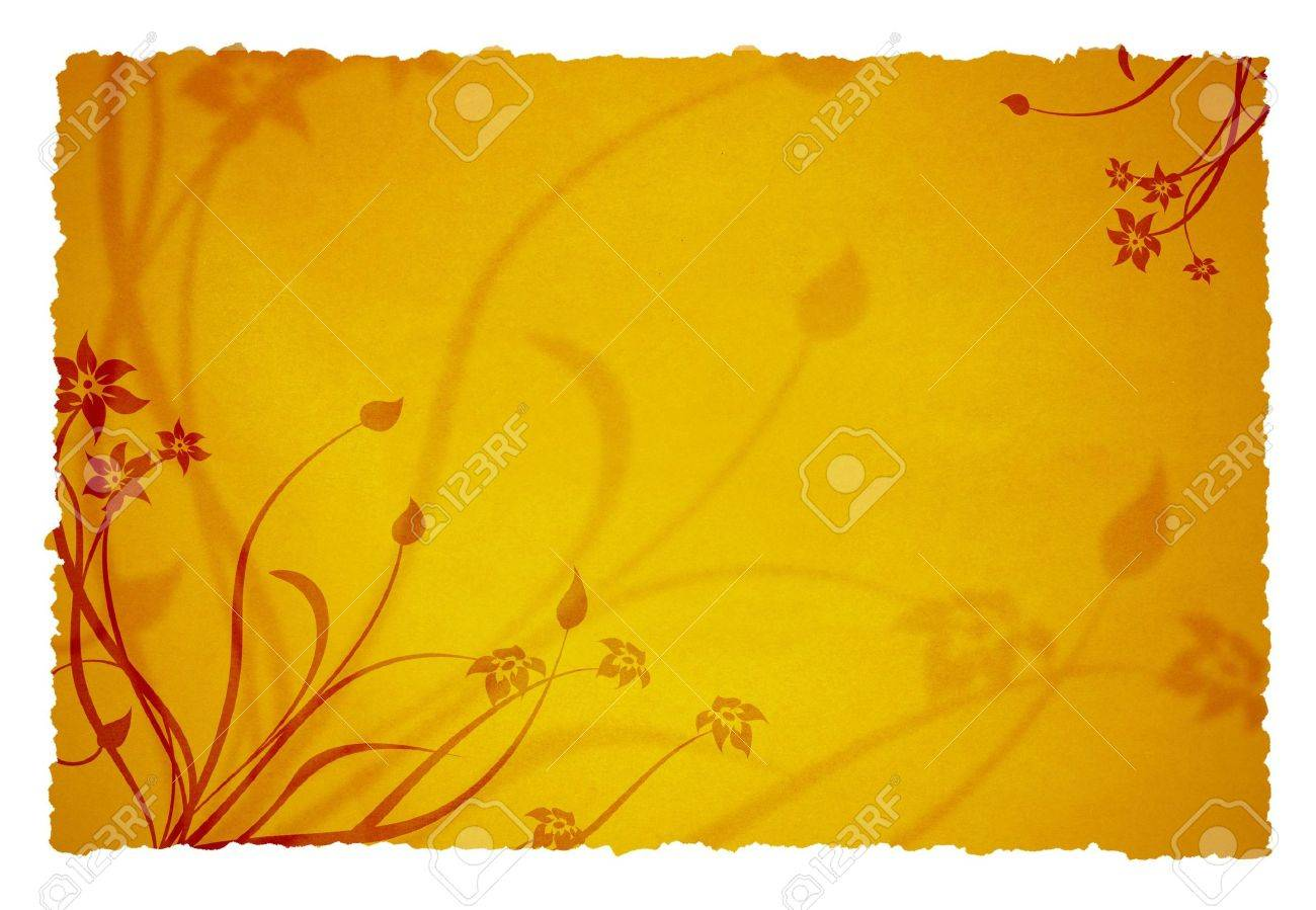 old page ornament background for your messages and designs Stock Photo - 968739