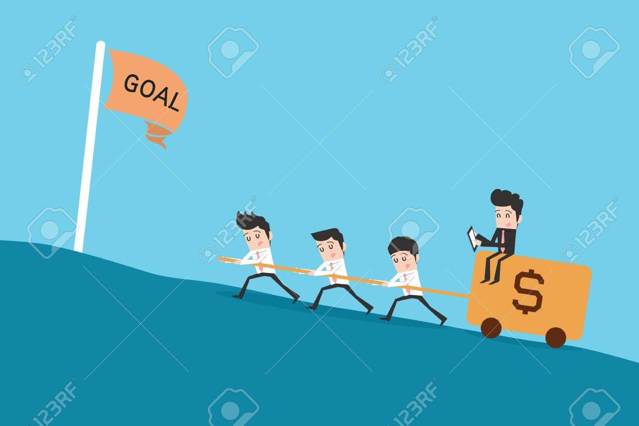 Leadership Stock Vector - 19413805