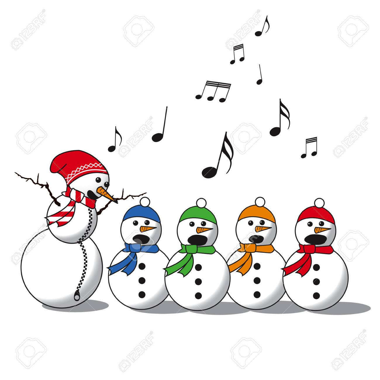 Chorale de Noël | École primaire Gentilly