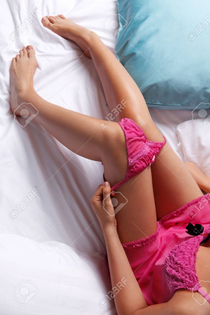 Wife in sexy panties