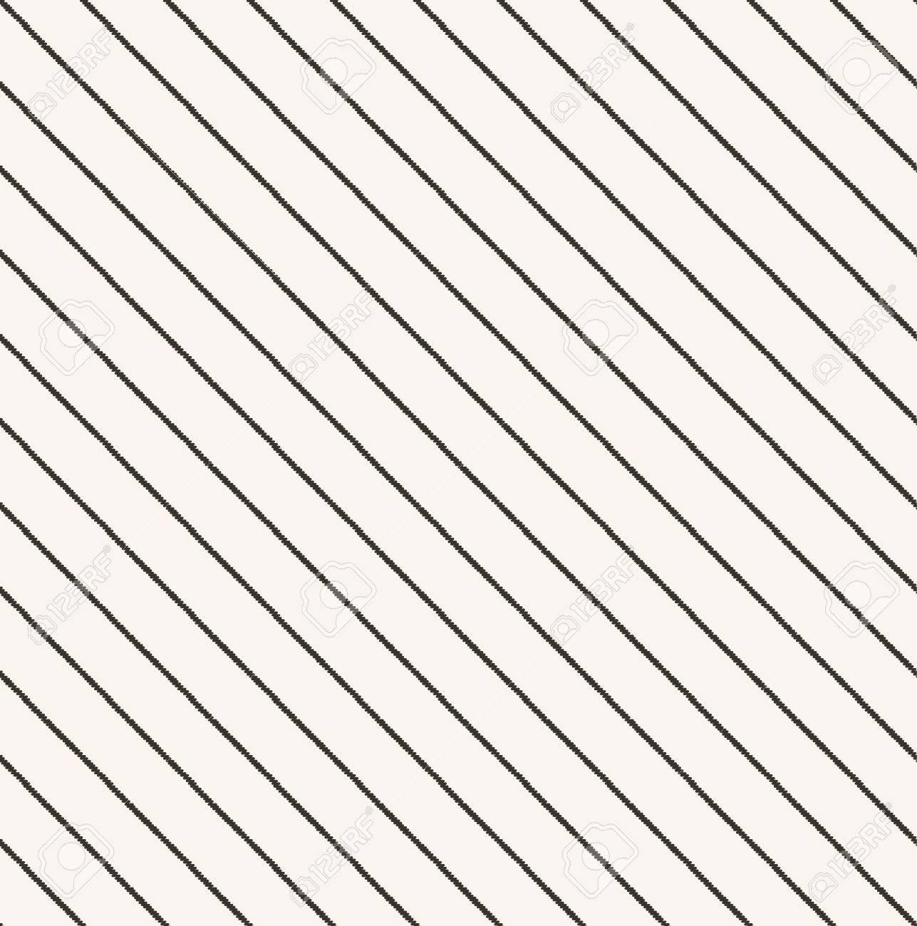 seamless diagonal black white stripes pattern royalty free cliparts