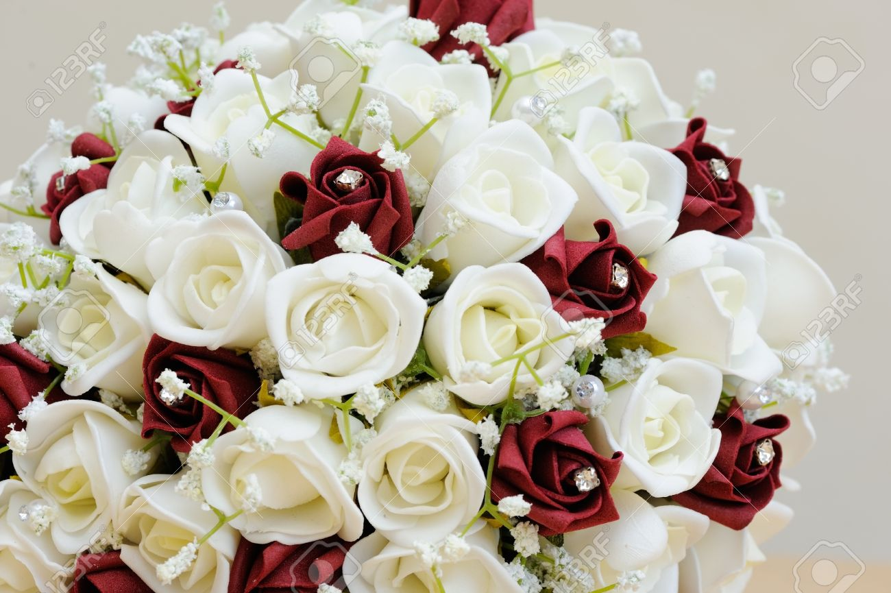 Brides artificial bouquet of flowers stock photo picture and brides artificial bouquet of flowers stock photo 15870528 izmirmasajfo