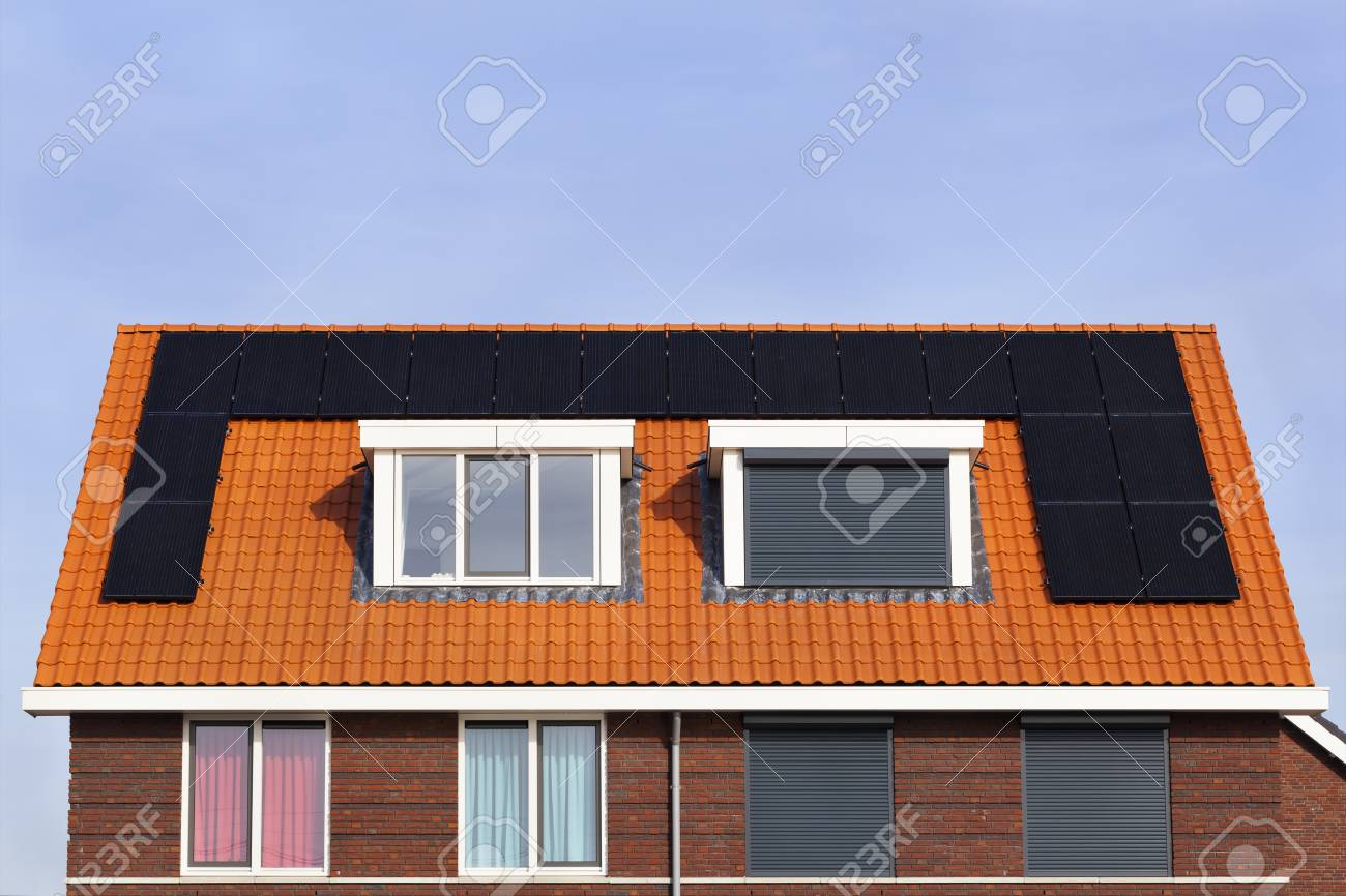 Neighbors With Different Lifestyles In The Netherlands Contemporary