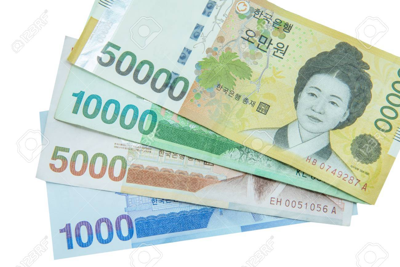 South korean won currency stock photo picture and royalty free south korean won currency stock photo 25755370 buycottarizona