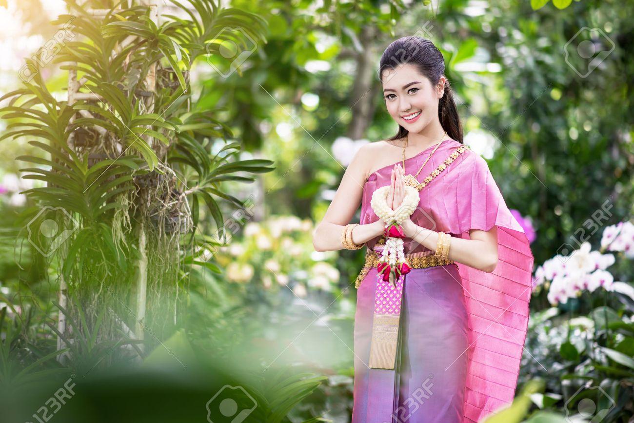Фото таиландский девушек
