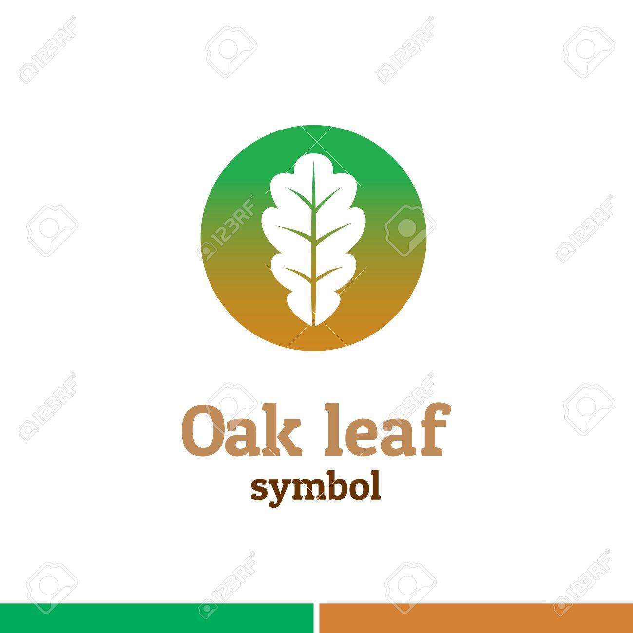Oak leaf symbol logo nature theme template royalty free cliparts oak leaf symbol logo nature theme template stock vector 41640792 biocorpaavc Gallery