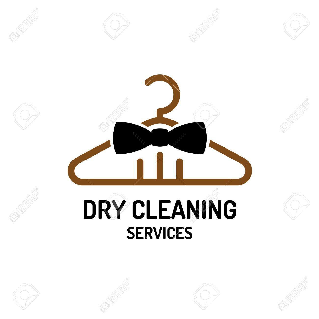 le plus fiable Garantie de satisfaction à 100% spécial chaussure Service de nettoyage à sec logo modèle. Hanger avec le concept noeud  papillon.