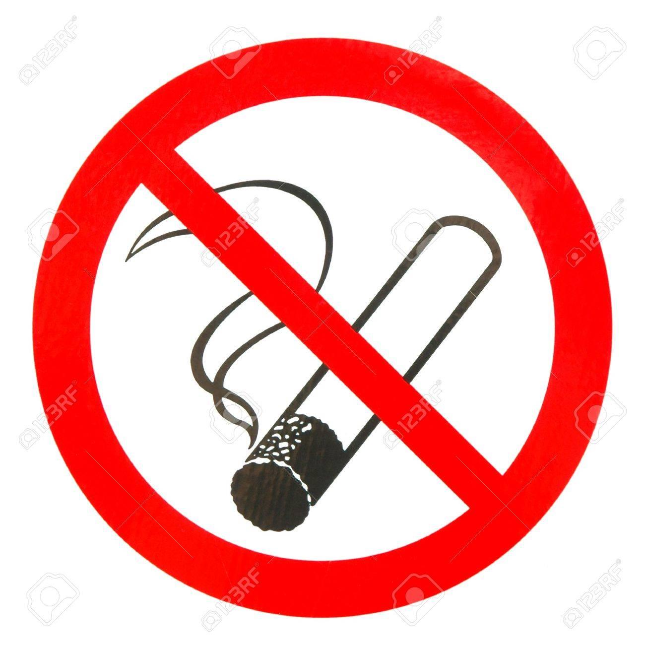 No smoking sign Stock Photo - 6410945
