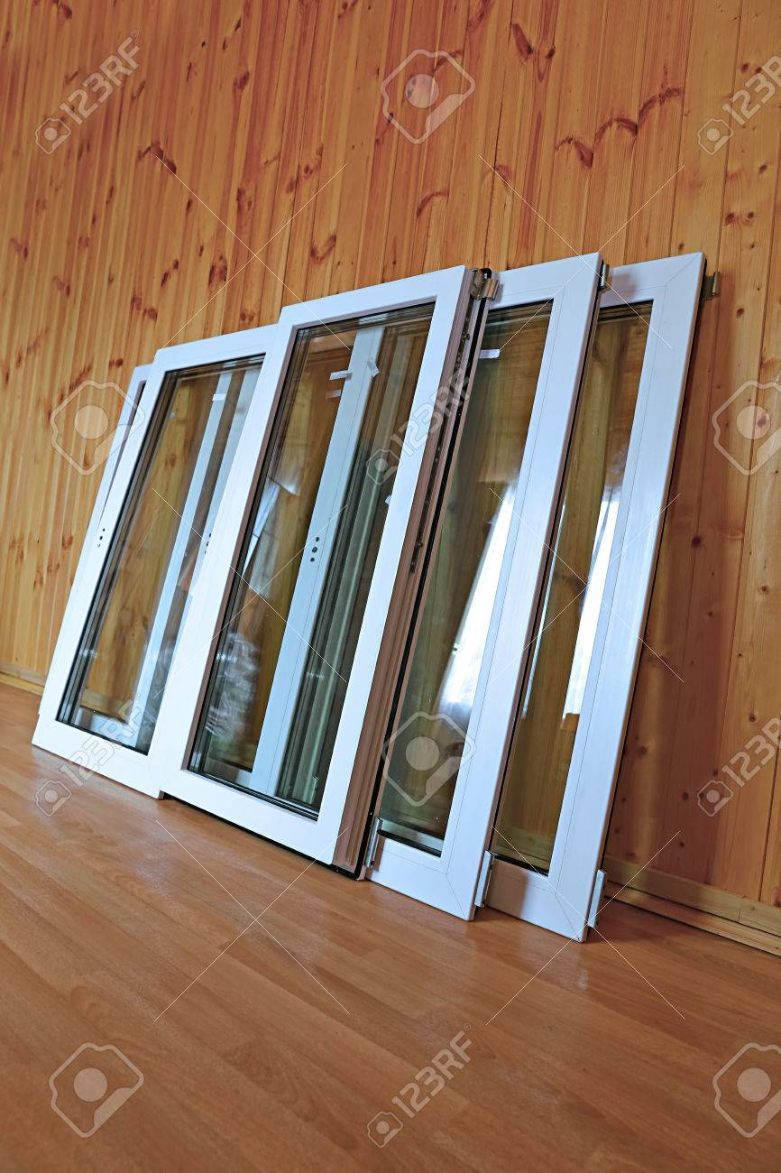 Installing plastic windows in a wooden house do it yourself 54