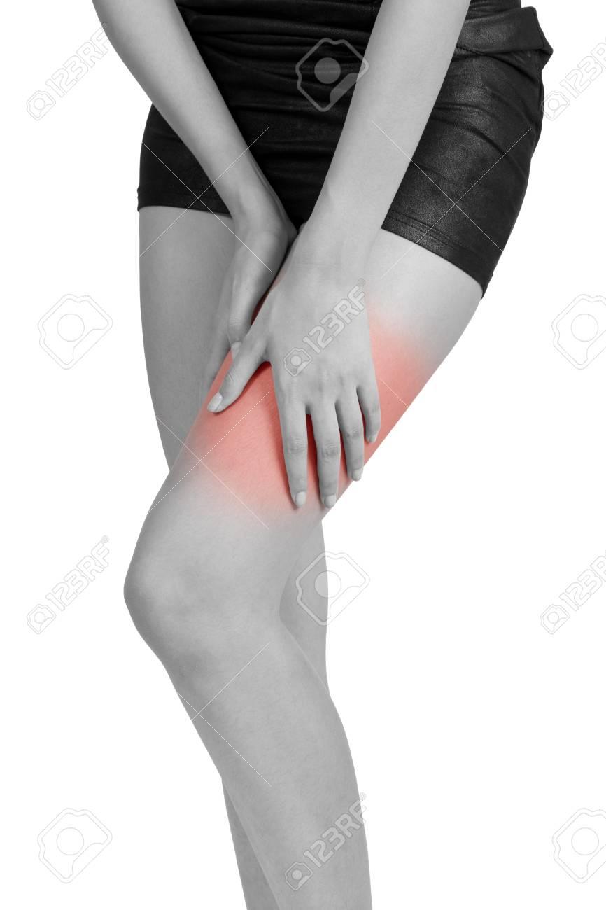 dolor en el muslo