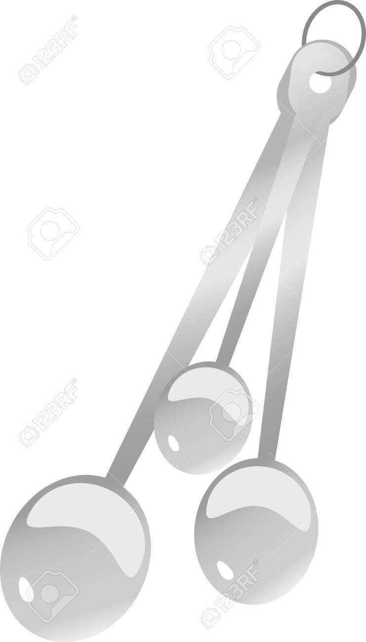 Image illustration of measuring spoon - 139163536