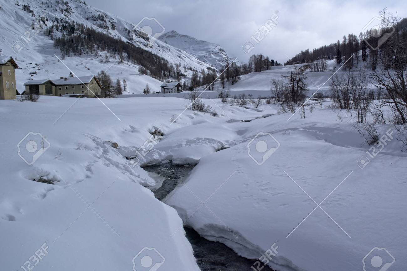 fex valley near sils in switzerland stock photo picture and royalty
