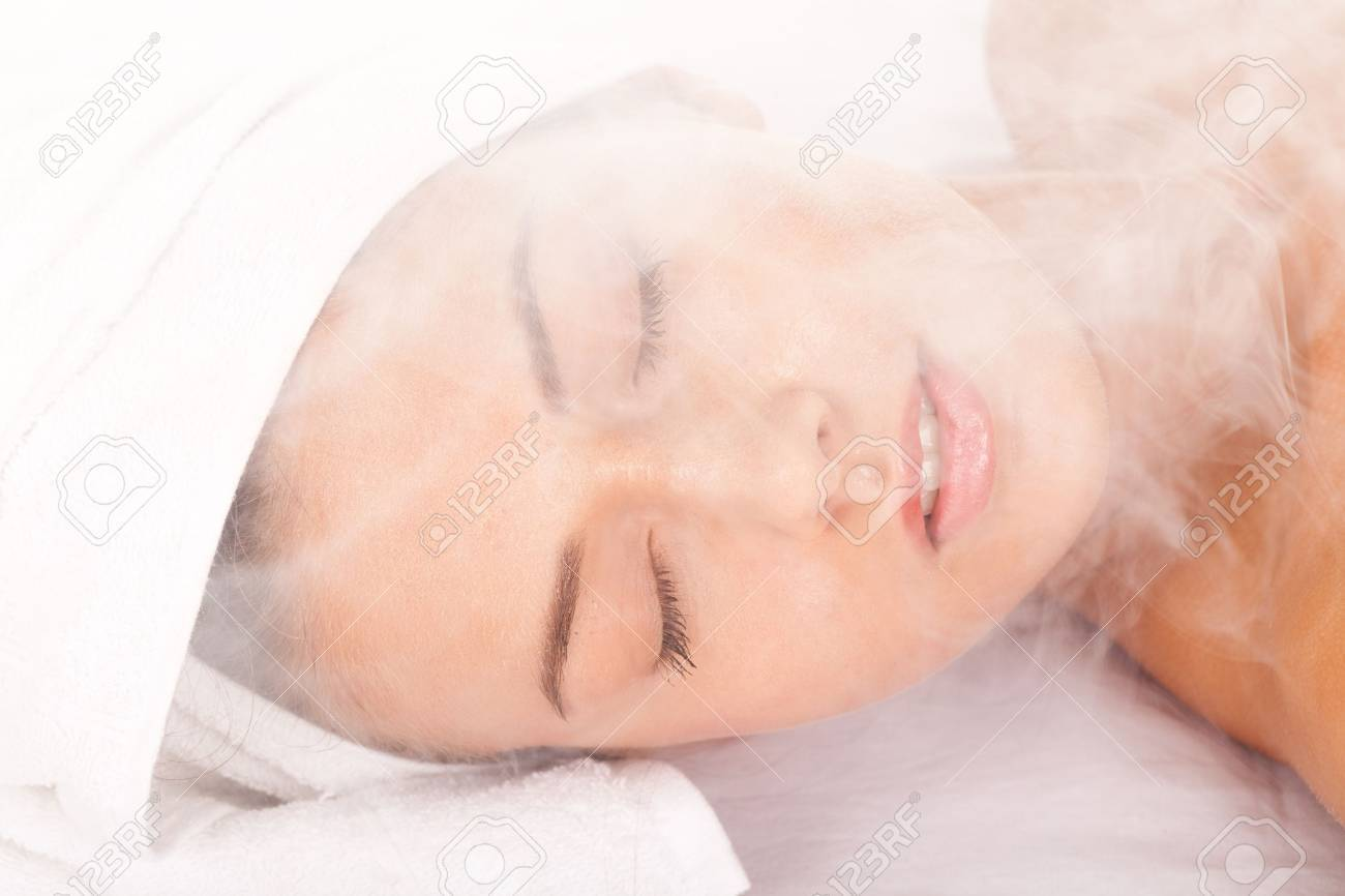 This sauna is full of steam. Stock Photo - 11071741