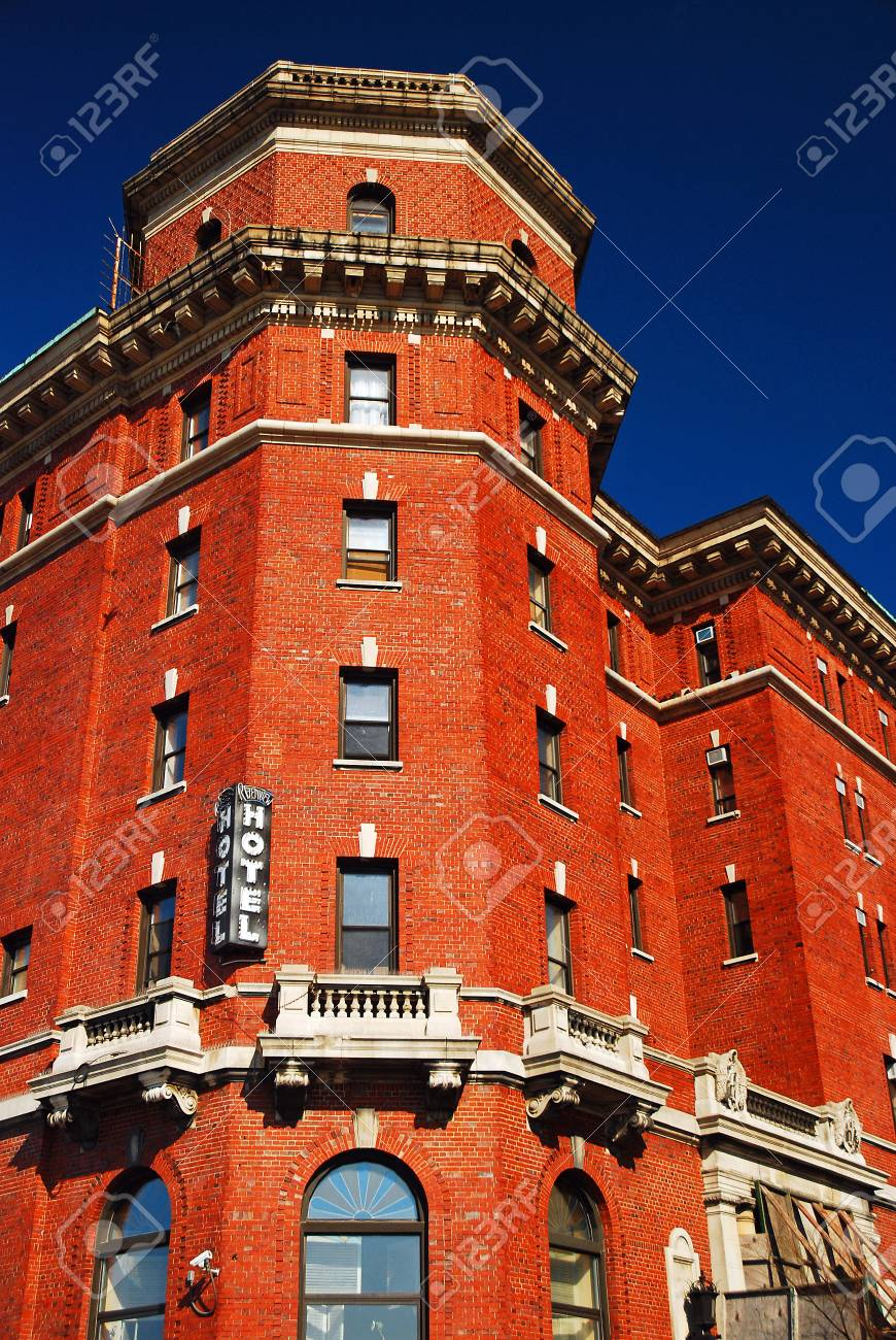 Historic Jane Hotel, Once a Home for Retired Sailors - 60356988