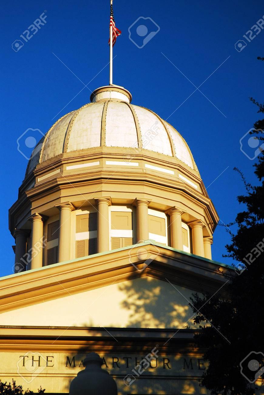 Douglas Arthur Memorial, Norfolk, Virginia - 65922028