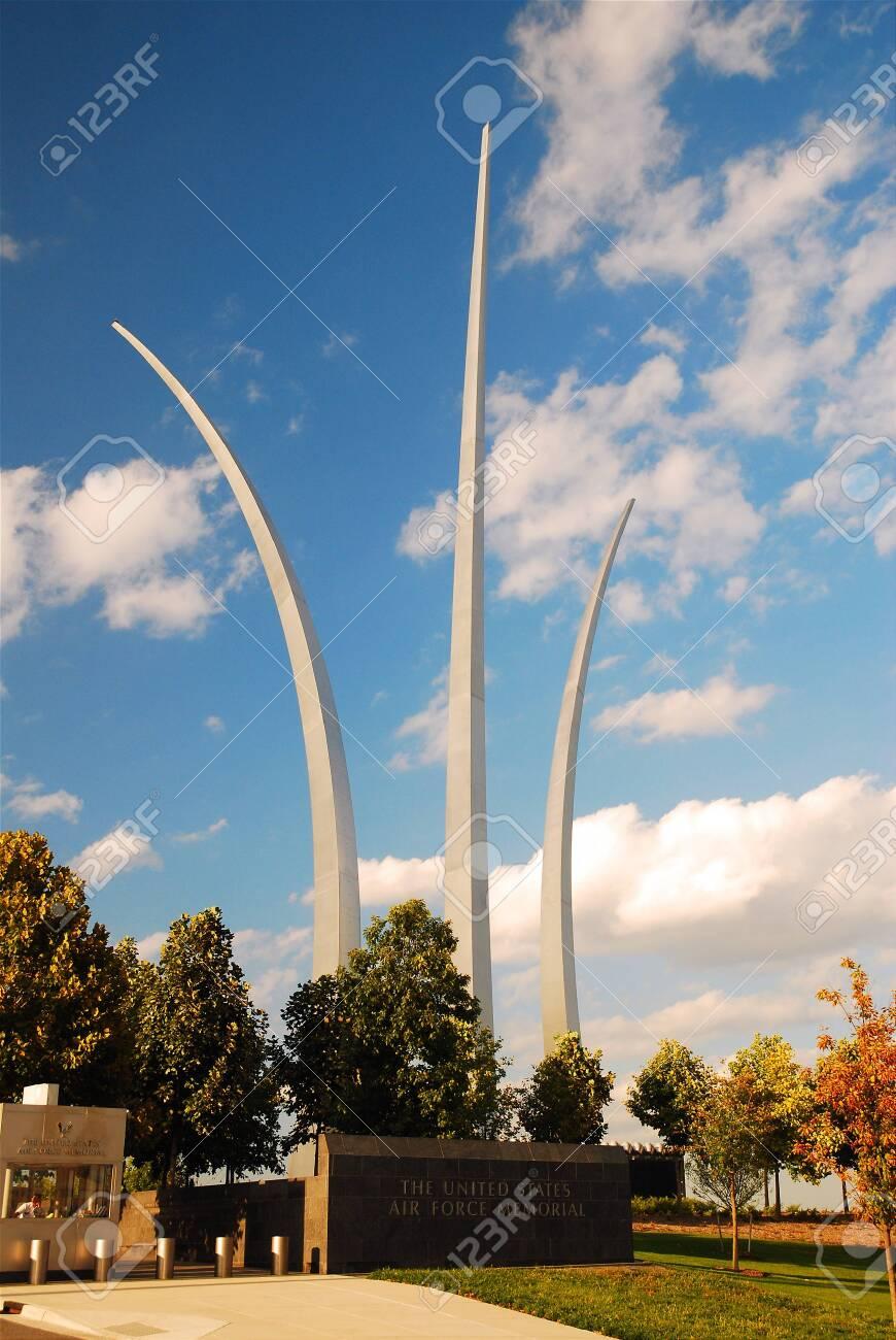 Air Force Memorial - 147835270