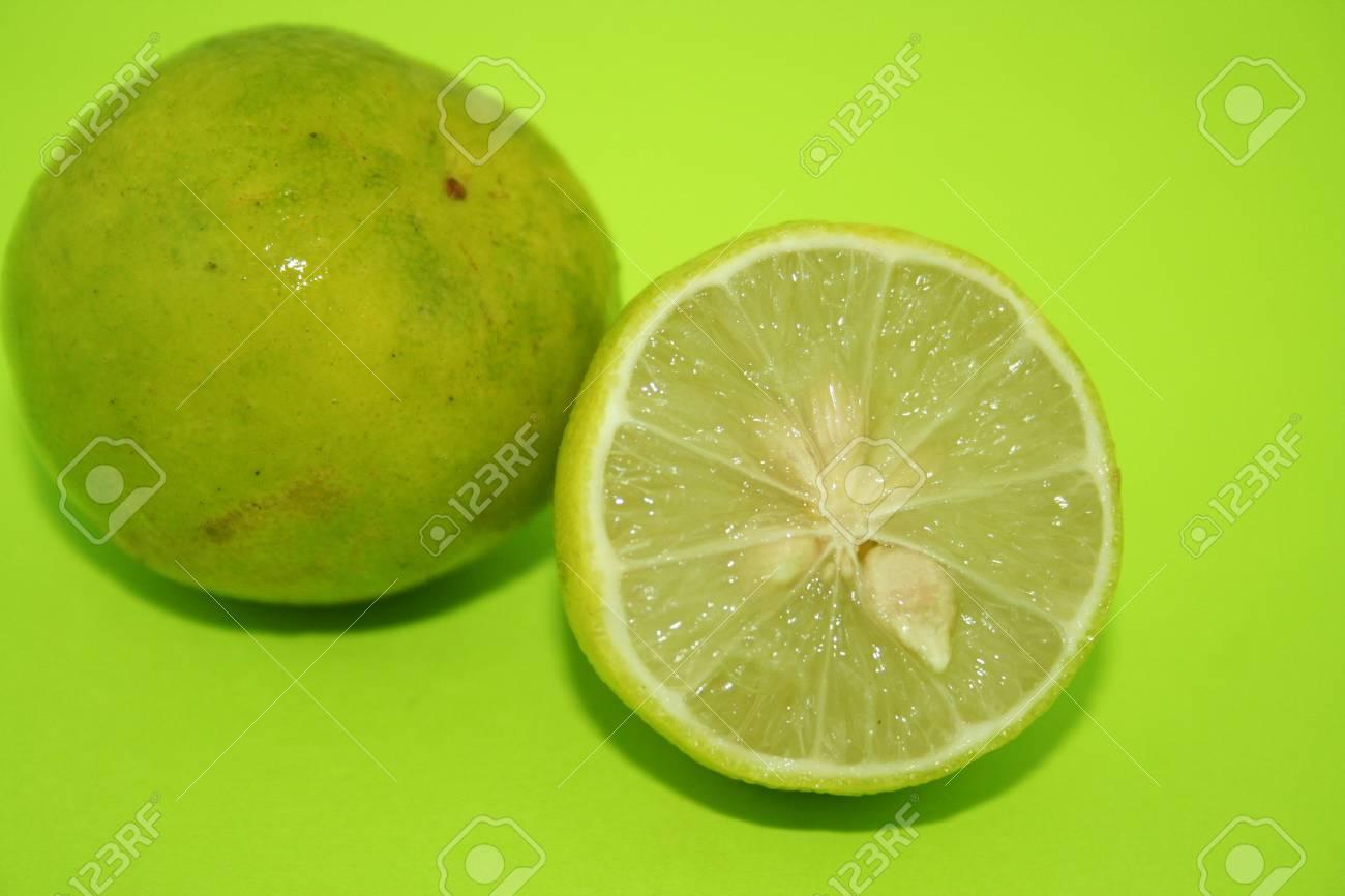 Fresh Lime Stock Photo - 492839