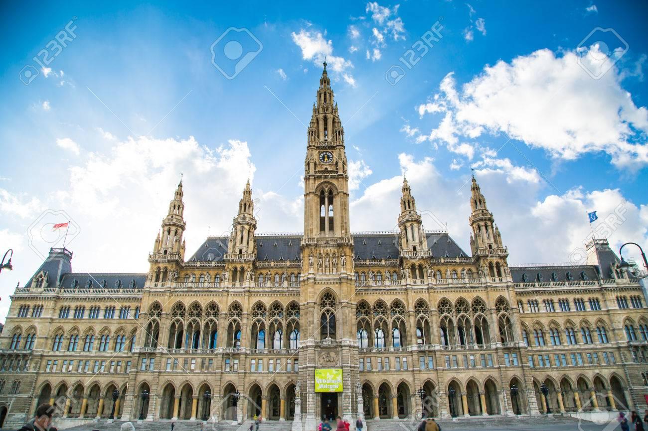 ウィーン市庁舎、ウィーン市庁舎...