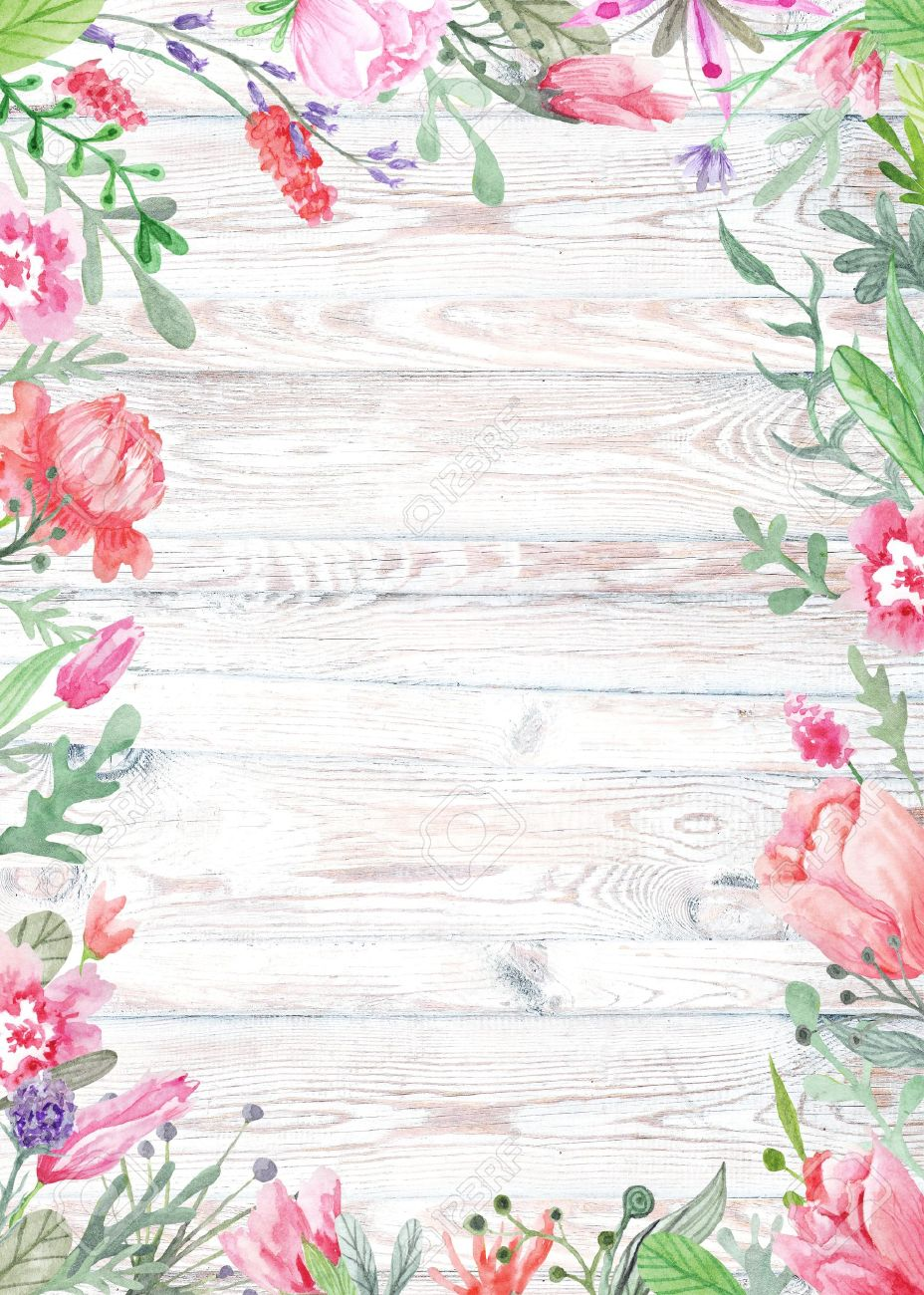 Shabby Chic Vintage Card Template For Wedding Summer Event Invitation Menu Table