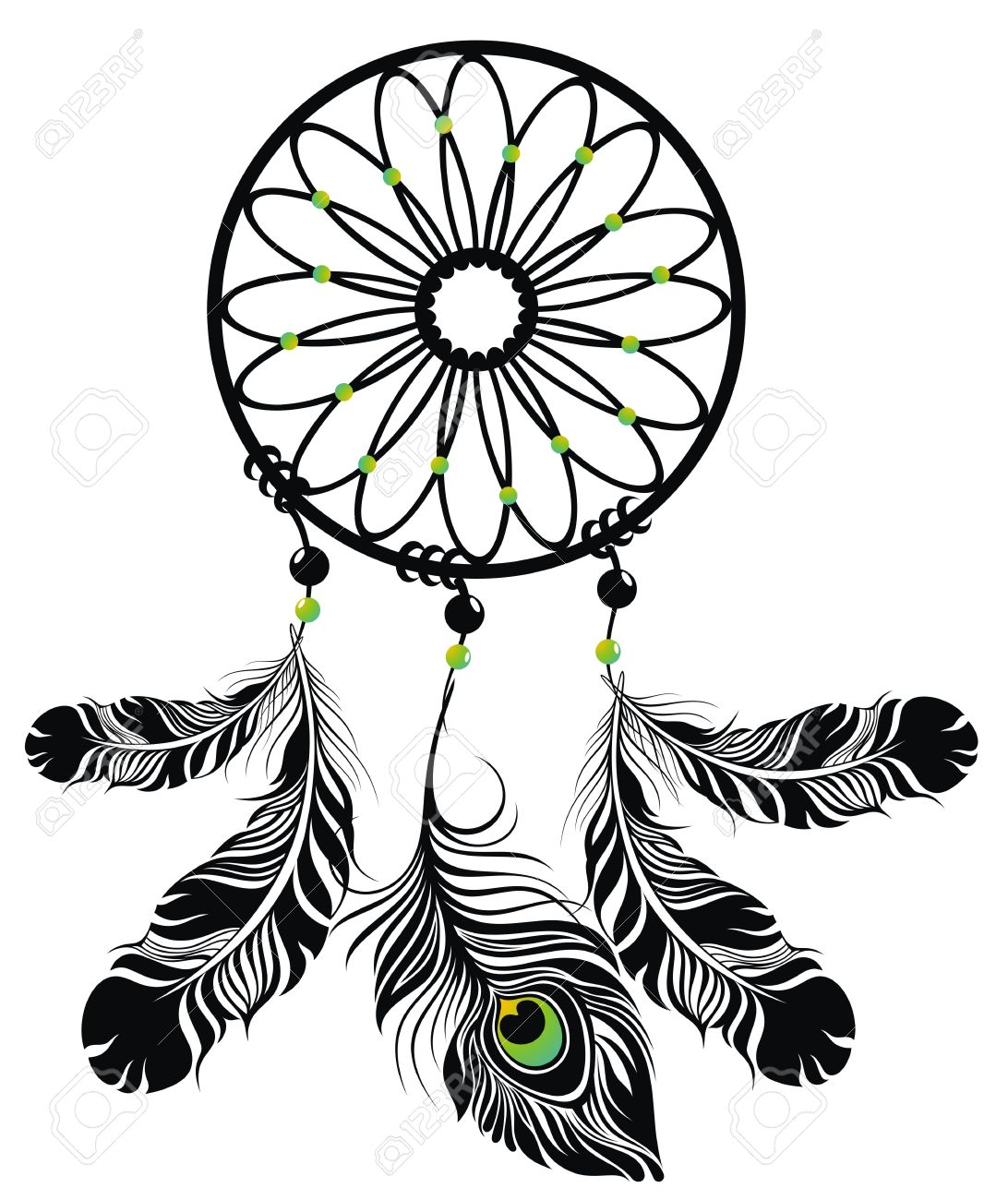 dream catcher royalty free cliparts vectors and stock illustration rh 123rf com dream catcher vector eps dream catcher vector free