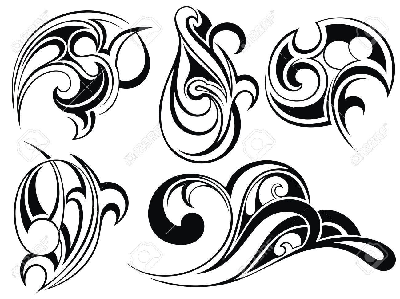 Line Art Tattoo : Tattoos sweet and simple line art
