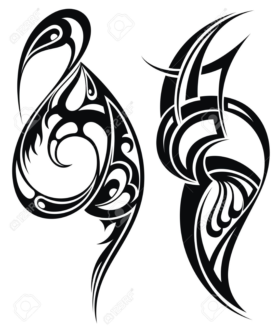 tattoo design royalty free cliparts vectors and stock illustration rh 123rf com vector tattoo designs vector tattoo designs
