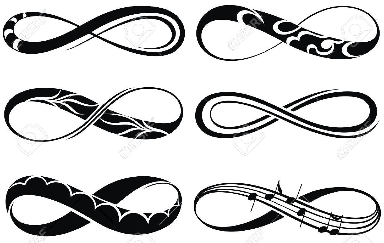 Infinity love forever symbols royalty free cliparts vectors and infinity love forever symbols stock vector 37842742 biocorpaavc