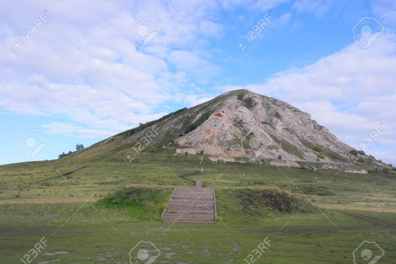 Memorial, Shikhan Tra-Tau. Russia, Bashkortostan. - 23769890