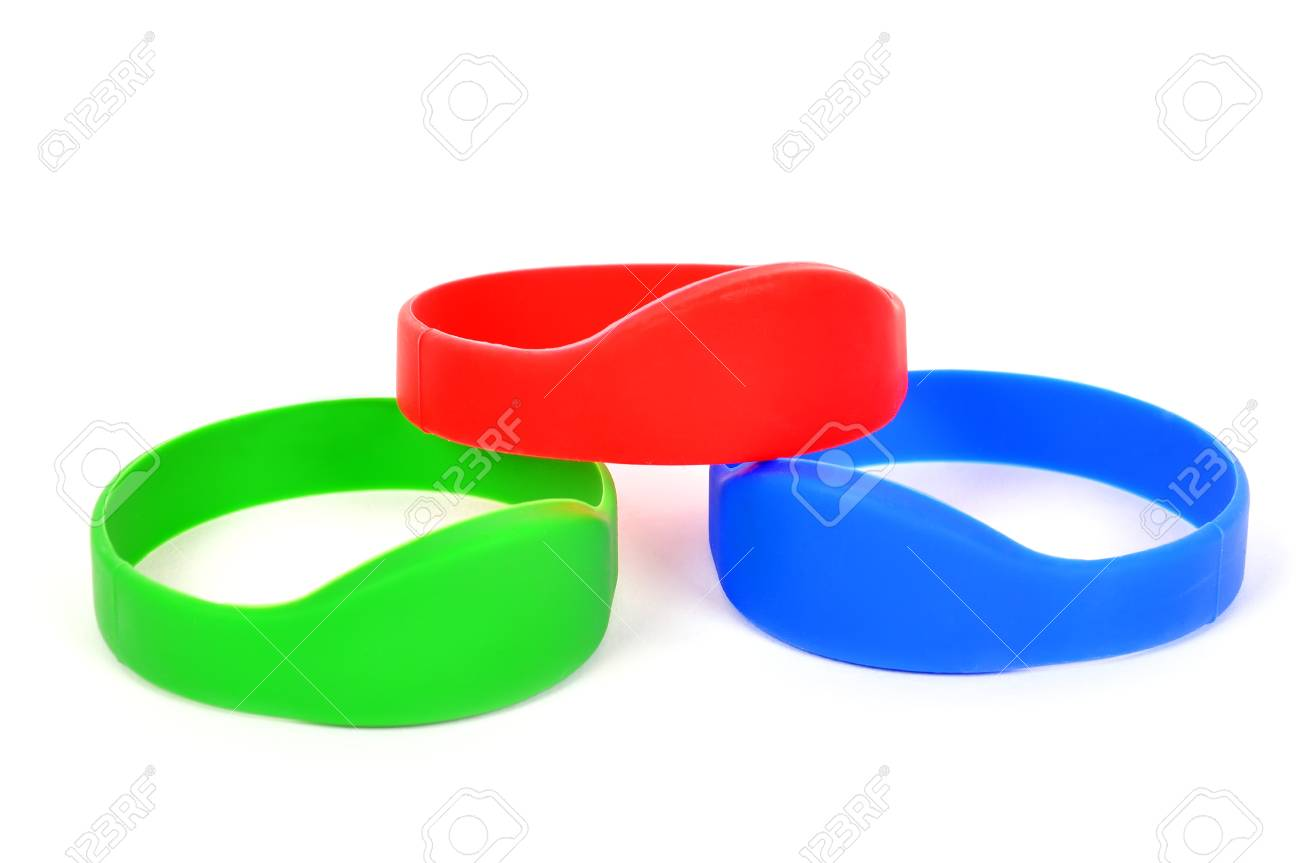wristband silicone rfid product silicon china bracelet akhqcgltfprp reusable