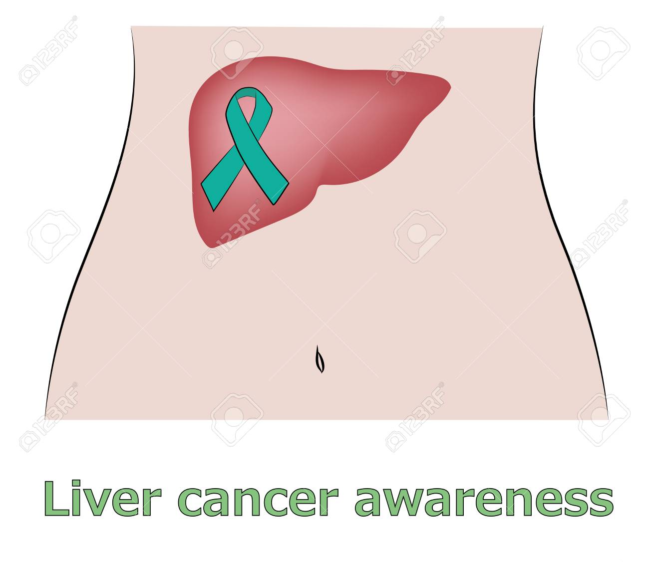 Emerald green color ribbon liver cancer awareness royalty free emerald green color ribbon liver cancer awareness stock vector 91244862 biocorpaavc Gallery