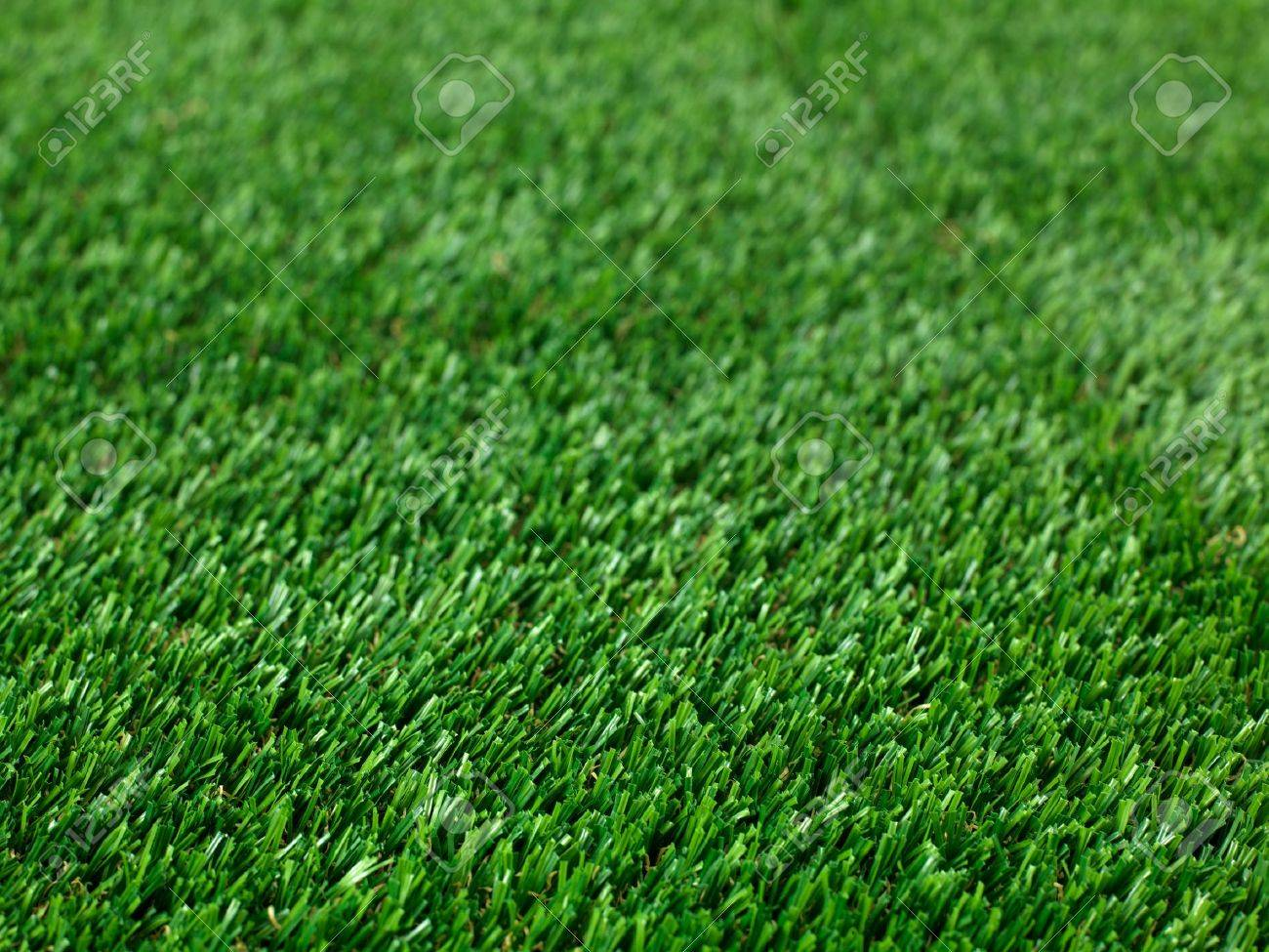 A close up image of artificle grass Stock Photo - 10614260