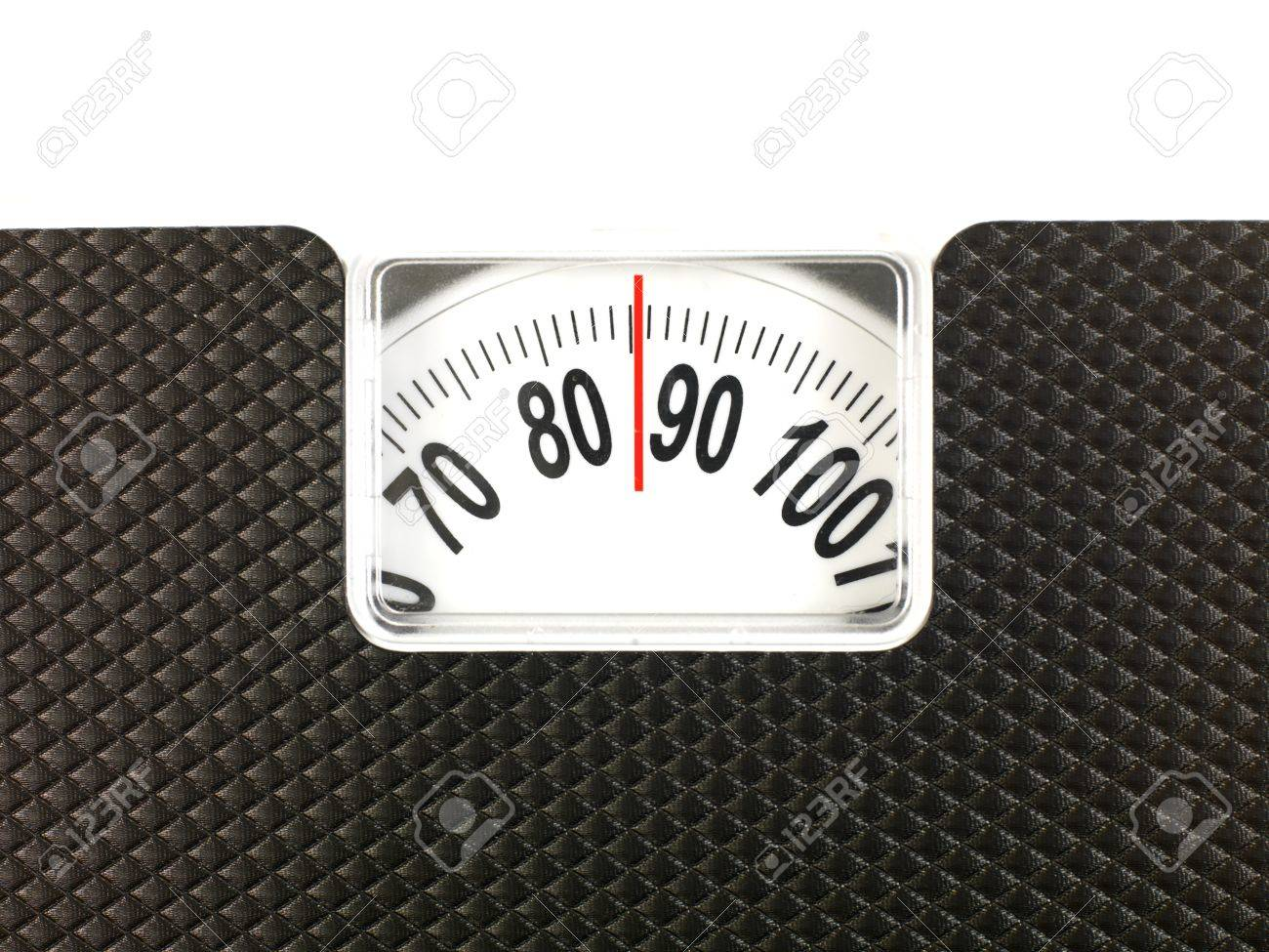 A conceptual dieting image using bathroom scales Stock Photo - 11993268