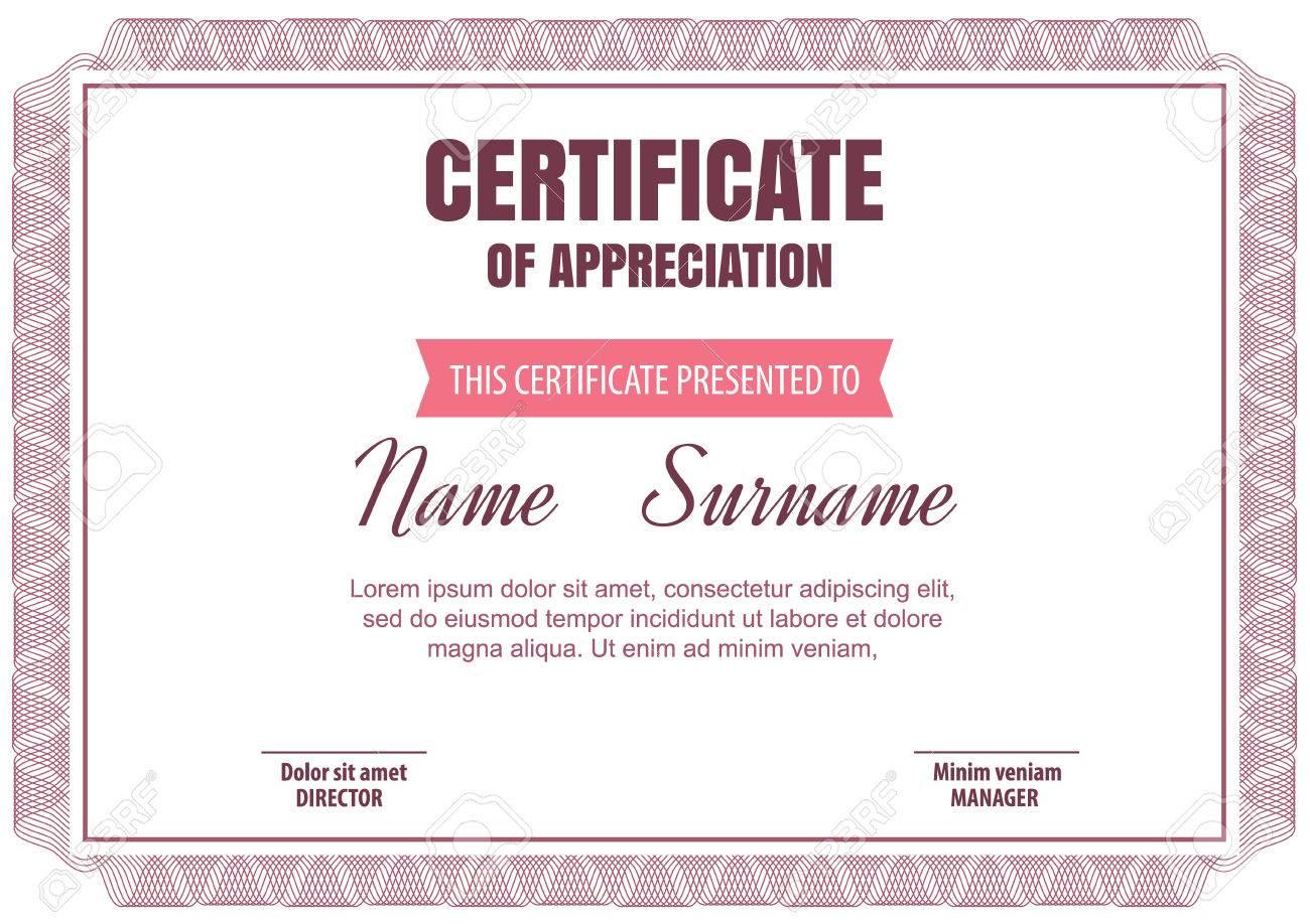 A4 horizontal vintage art deco certificate templatevector a4 horizontal vintage art deco certificate templatevector illustration stock vector 63887500 yadclub Images