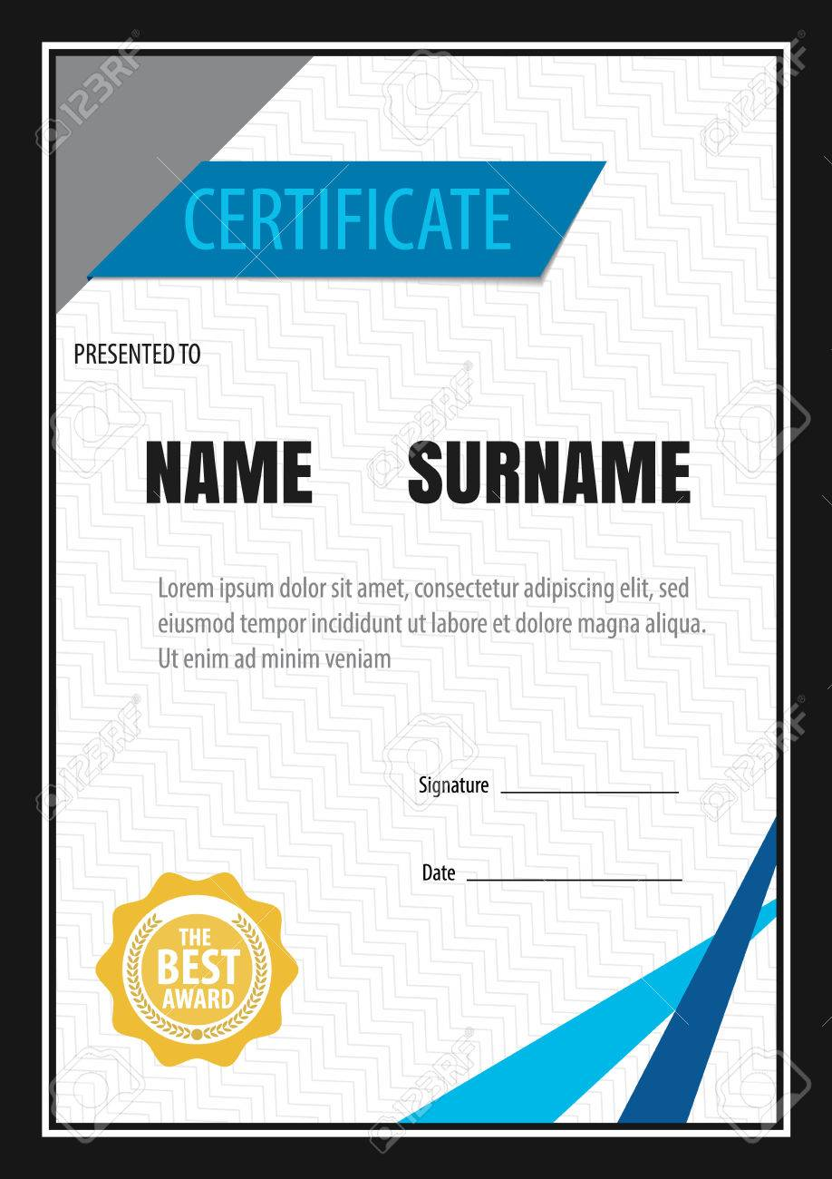 Vertical certificate templatediplomaletter size vector royalty vertical certificate templatediplomaletter size vector stock vector 63887521 spiritdancerdesigns Images