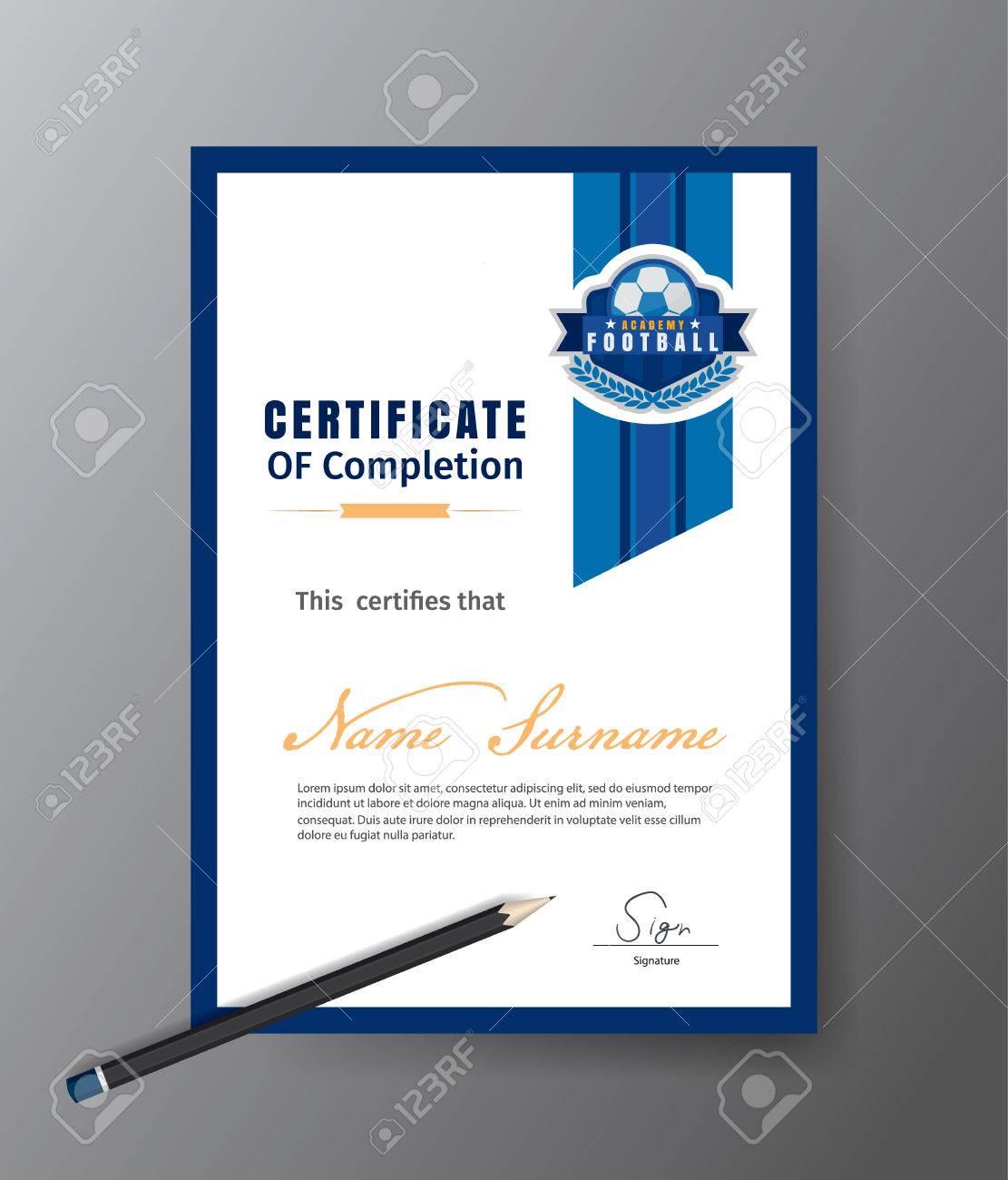 Contemporary Zertifikate Von Completion Vorlagen Crest - FORTSETZUNG ...