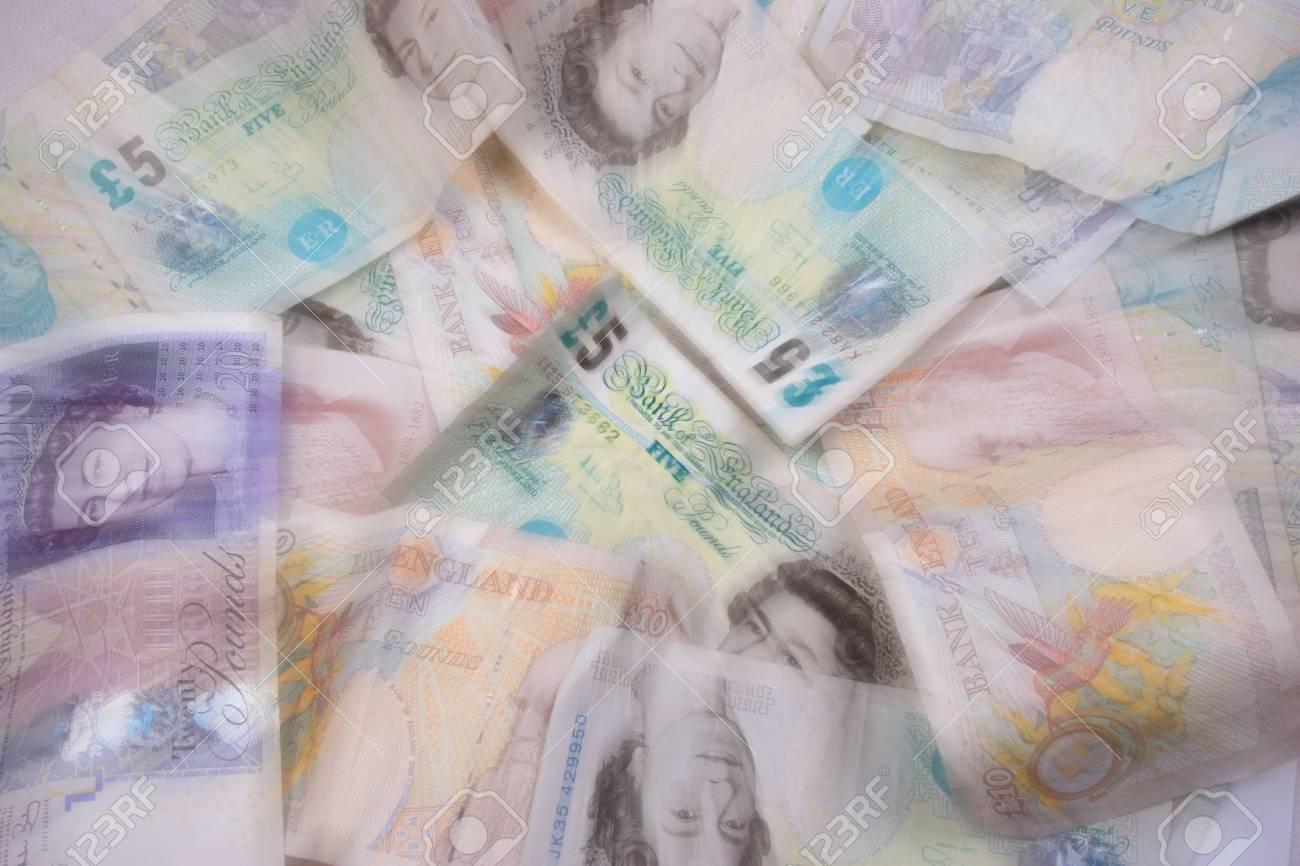 focus money Stock Photo - 7796331