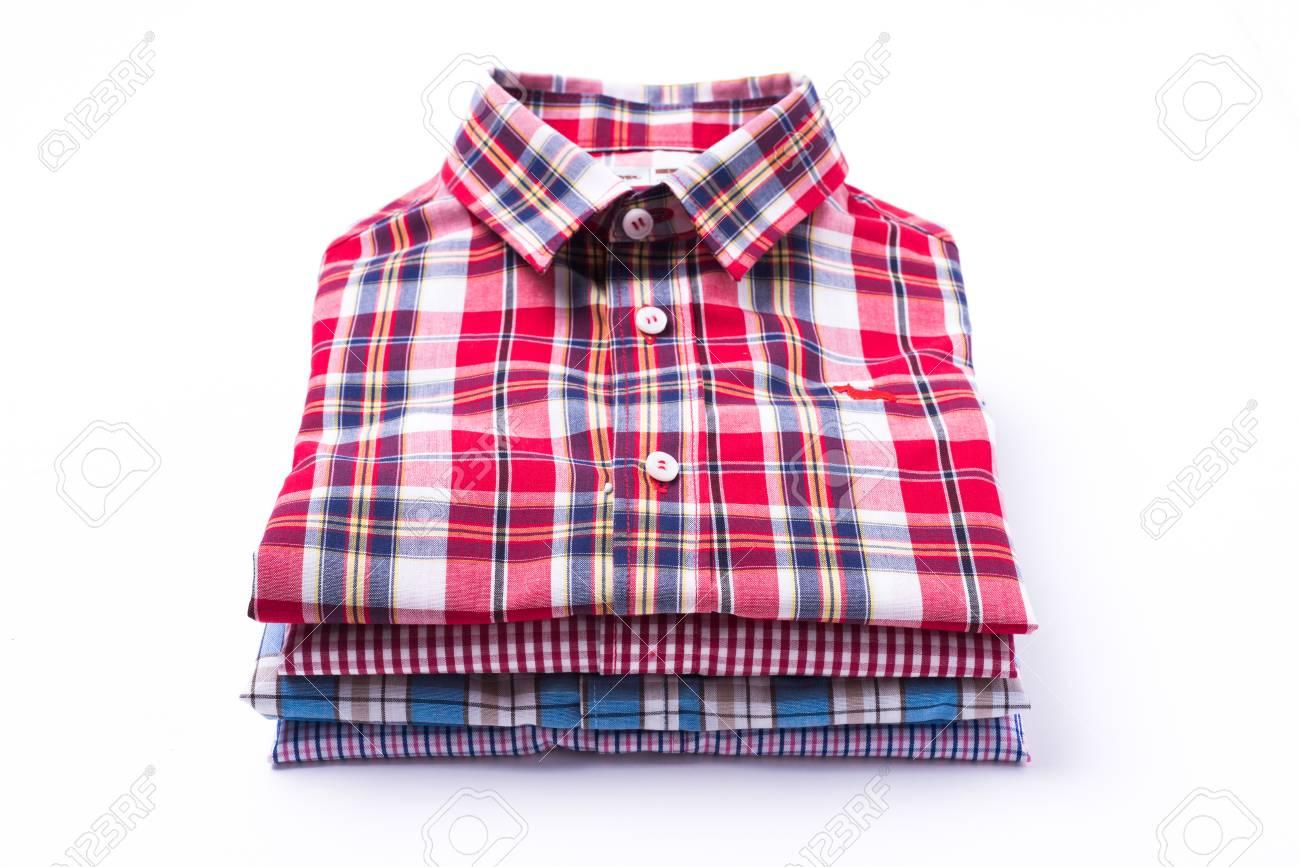 Men's Shirts Stack