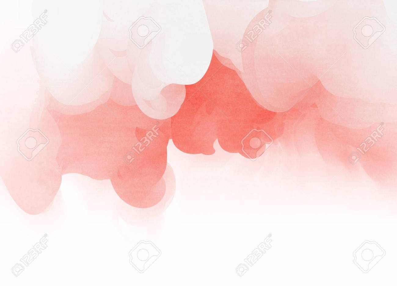 Abstract colorful watercolor for background. Digital art painting. - 63447829