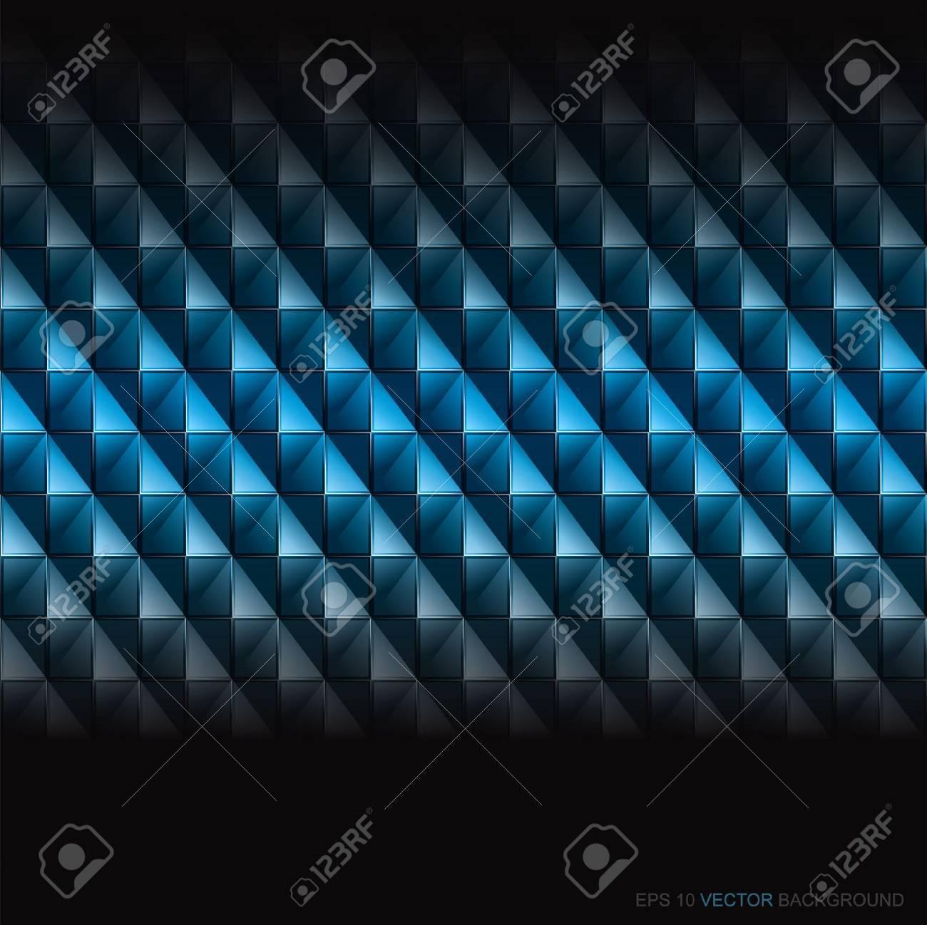 Abstract Blue Diamond background.  vector. Eps 10. Stock Vector - 11813598