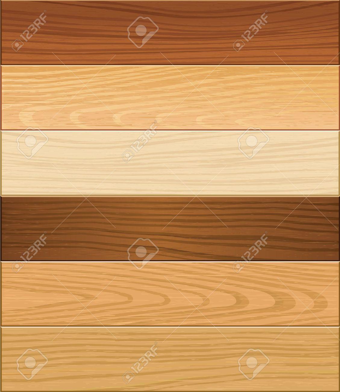 Wooden parquet vector illustrator - 12801577
