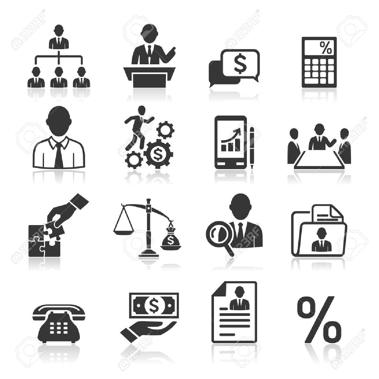 Human Resources Vector Human Resources Business