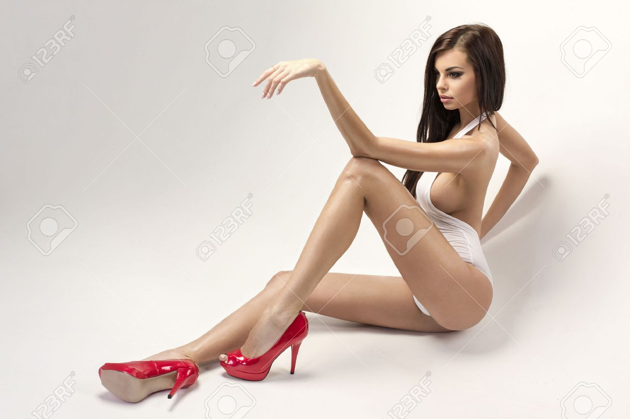 Sexy Ladies In High Heels