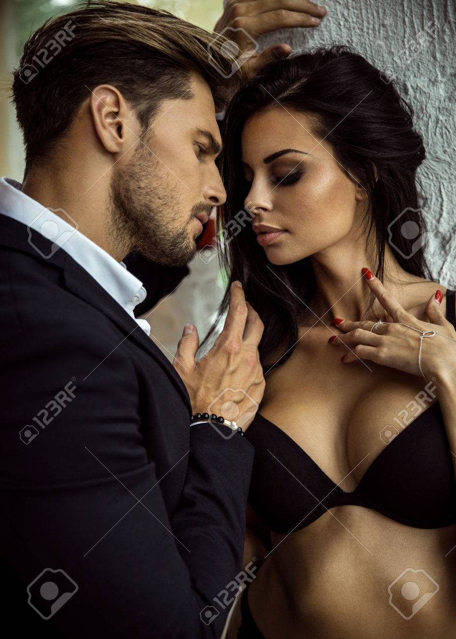 Sexy photos of man and woman
