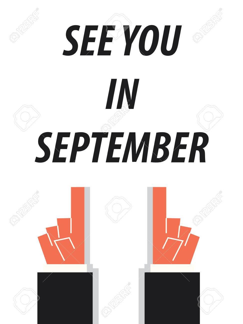 See You in September Lyrics