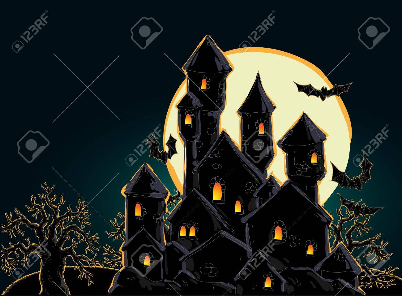 halloween Stock Vector - 15570259