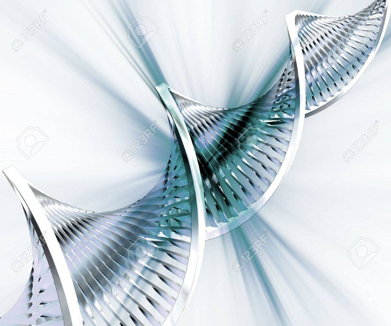 Abstract DNA background Stock Photo - 1157032