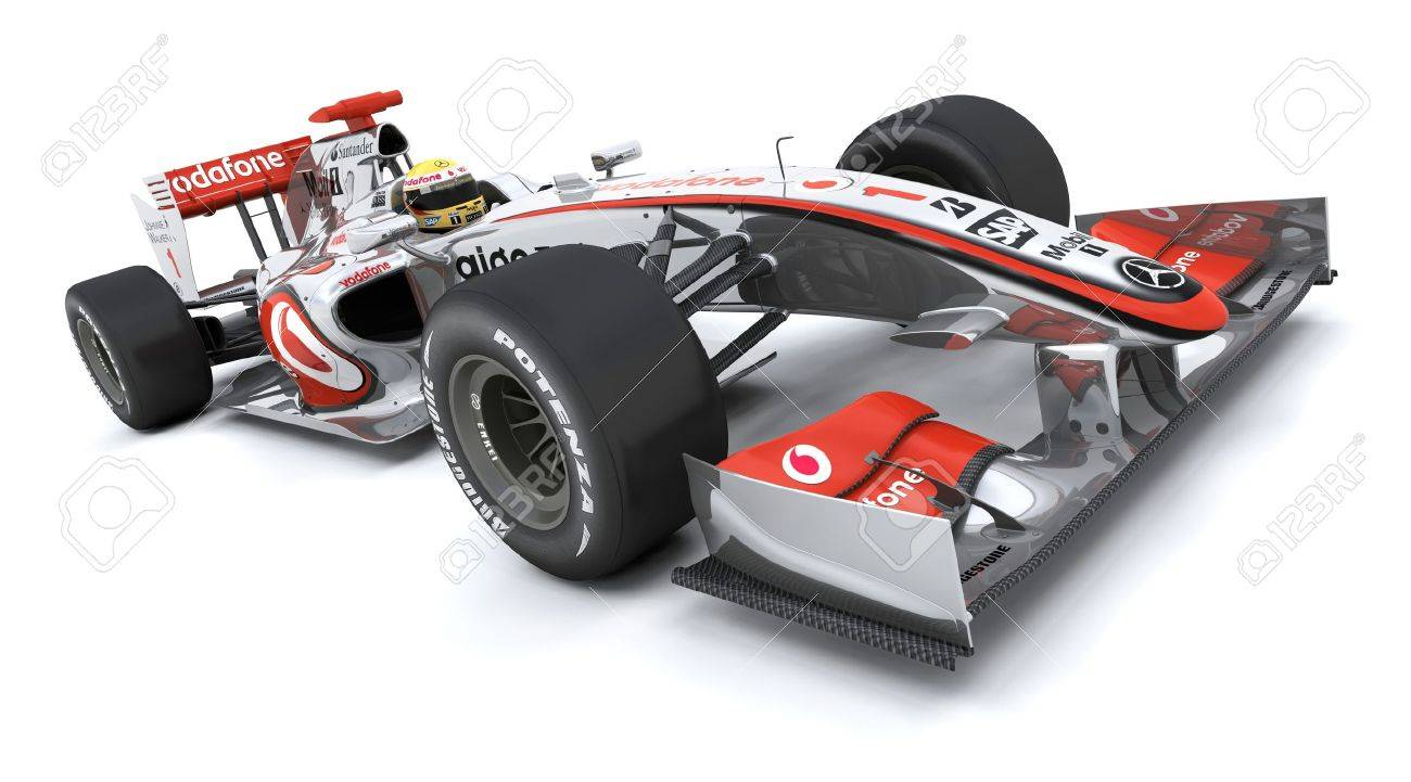 3d render of a formula racing car stock photo picture and royalty
